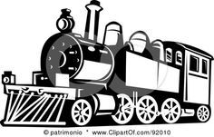 Polar express train clipart 7 » Clipart Portal.