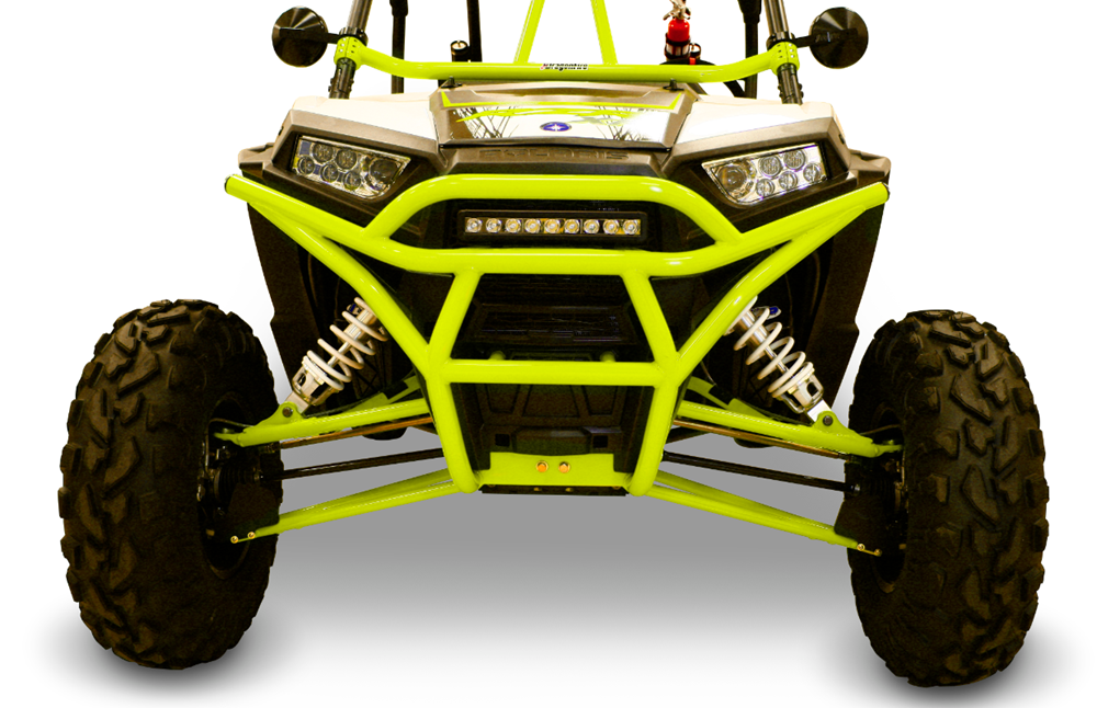 Dragonfire RacePace Front Bash Bumper for RZR XP 1000 & 900.