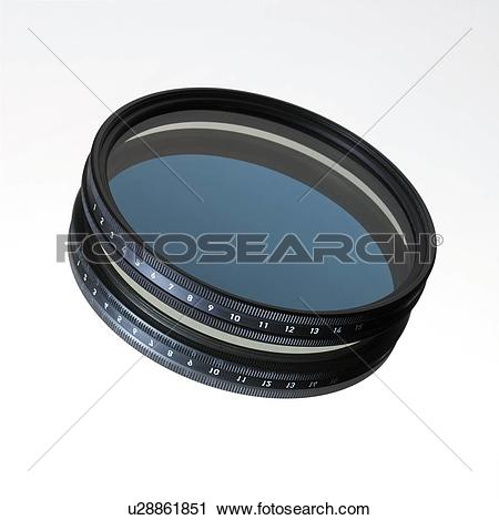 Stock Photography of Polarising camera filter u28861851.