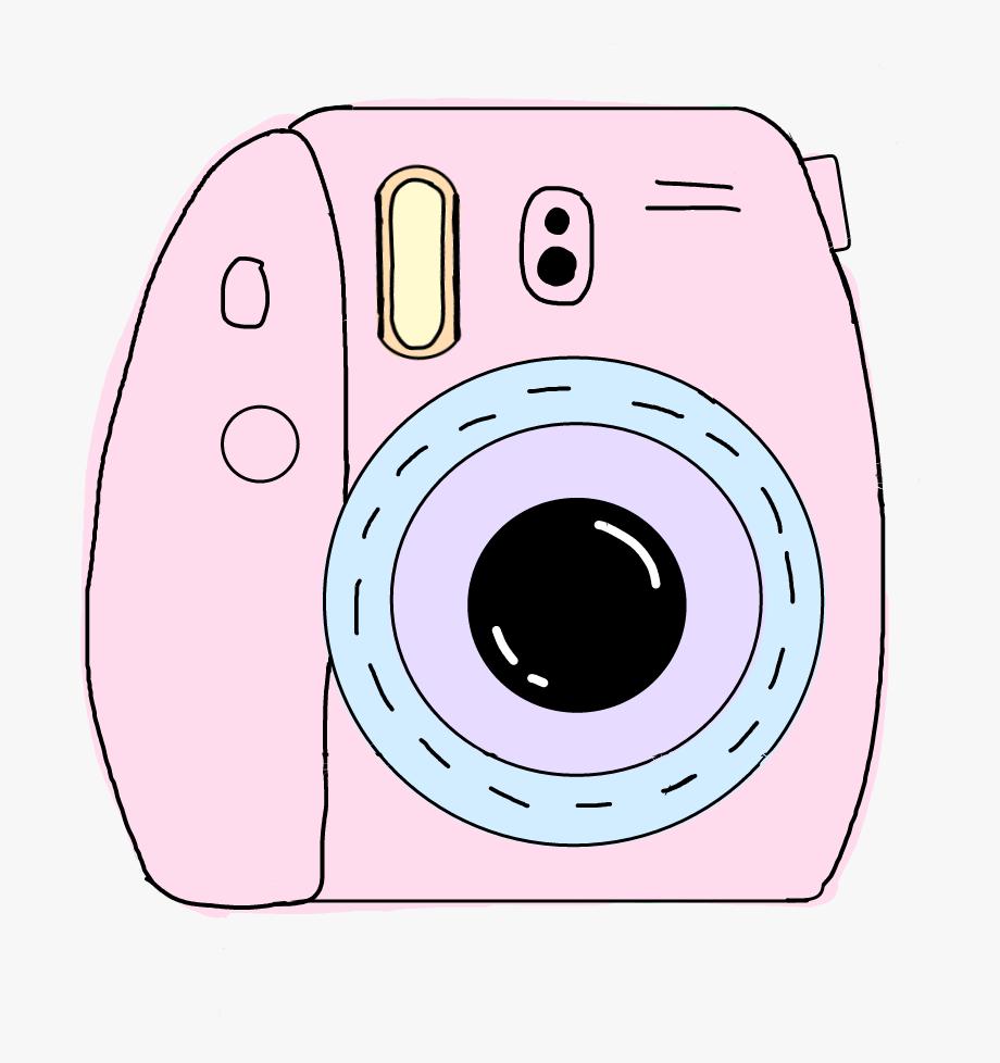 Camera Clipart Kawaii.