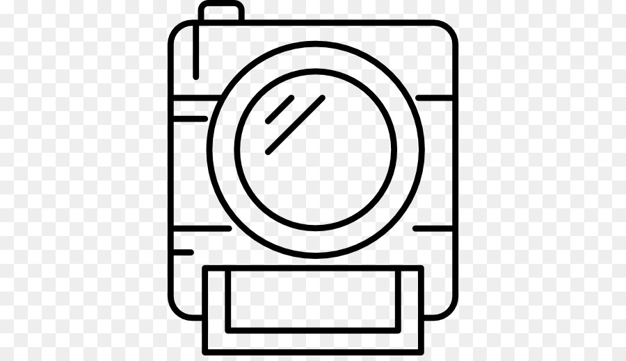 Polaroid Camera Clipart png download.