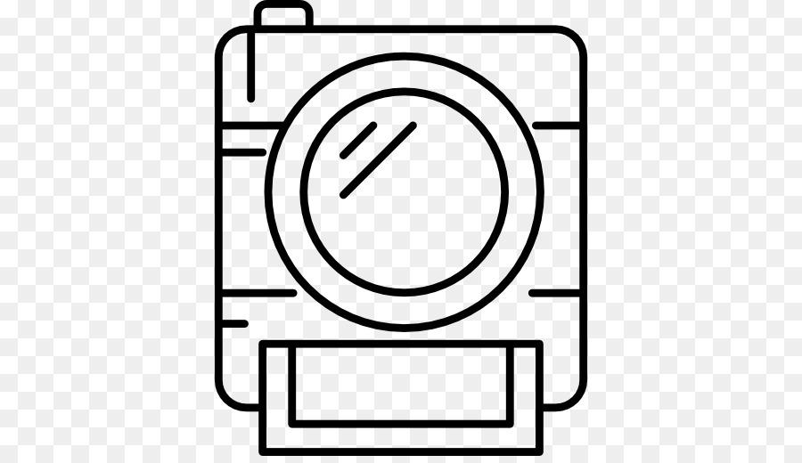 Polaroid Camera Clipart png download.