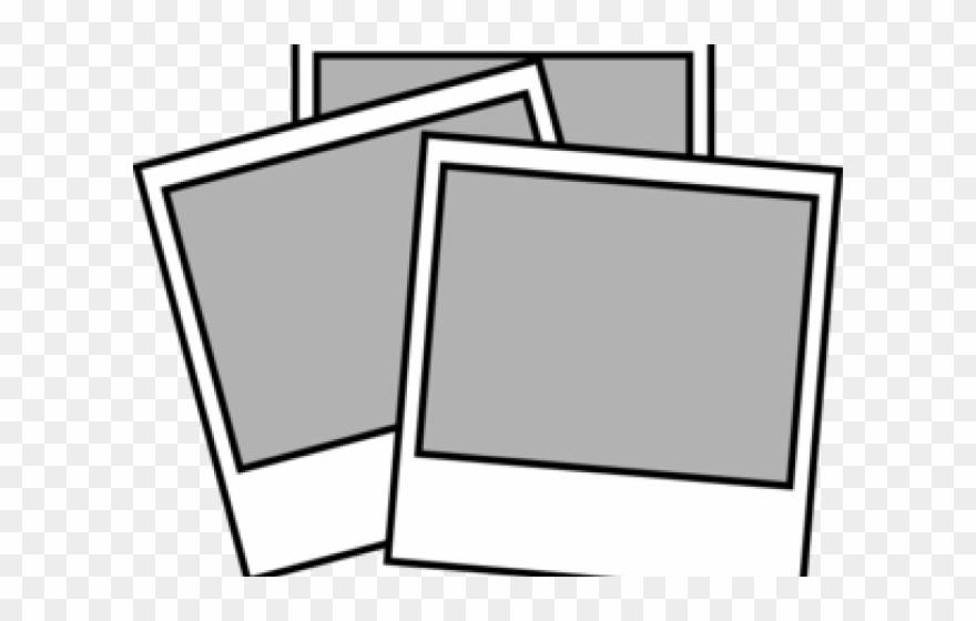 Photography Clipart Instant Camera.