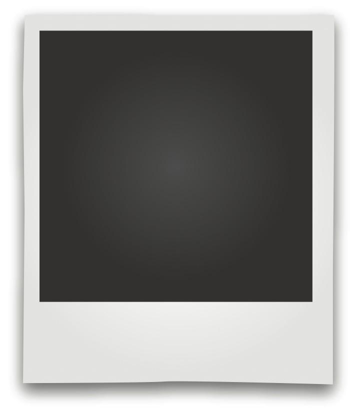 540 Polaroid free clipart.