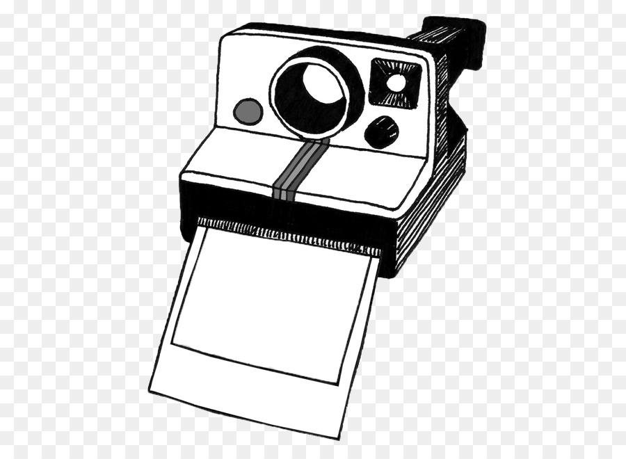 Polaroid Camera Clipart clipart.