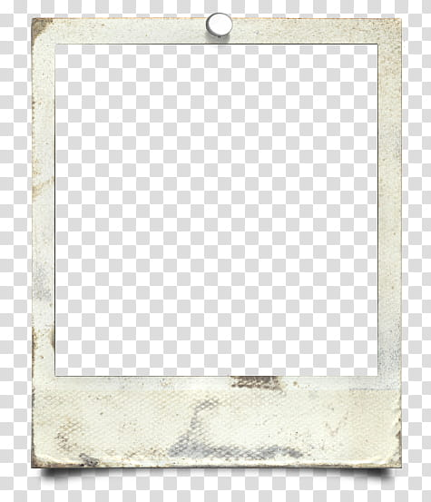 Polaroid, white frame transparent background PNG clipart.