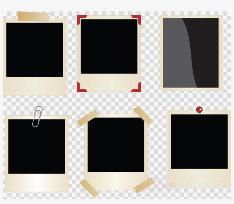 Polaroid Frames Png Clipart Picture Frames Instant.