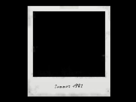 Polaroid frame psd. Transparent PNG Frame, PSD Layered Photo.