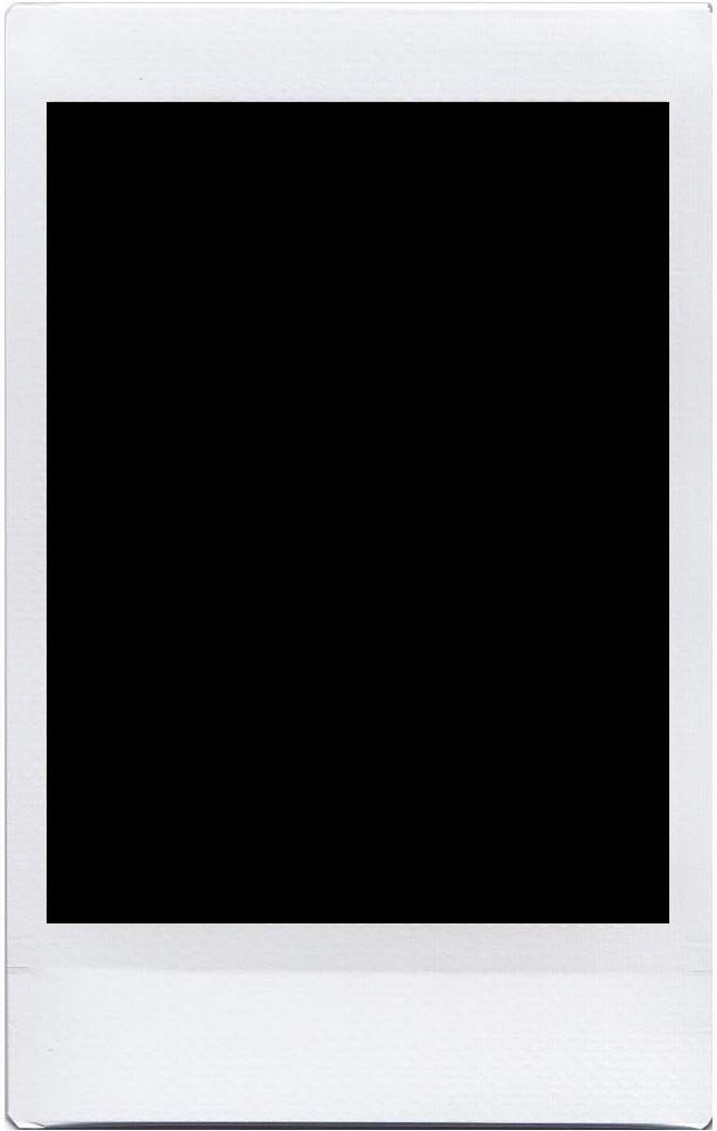 Polaroid Frames Png (+).