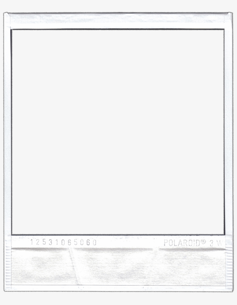 Download Free png By Webdiner Polaroid Frame Полароид Png.