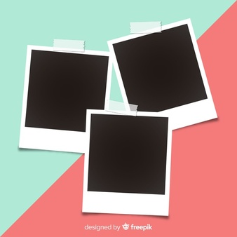 Polaroid Vectors, Photos and PSD files.