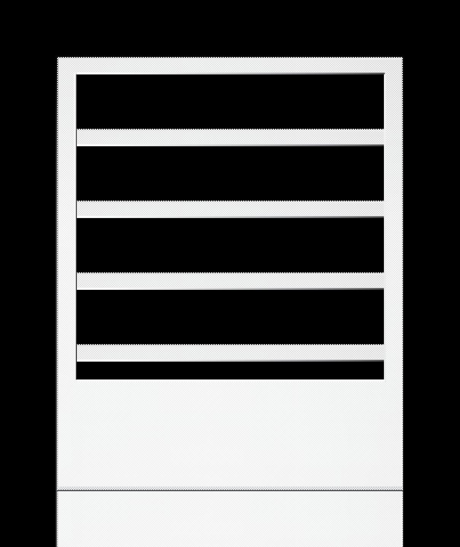 Polaroid film clipart.