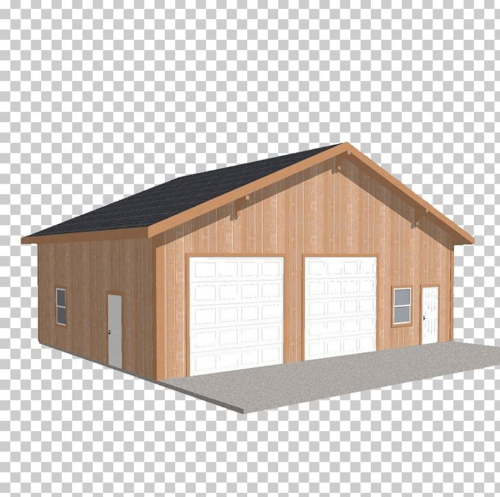 Garage Pole Building Framing Engineered Wood PNG, Clipart.