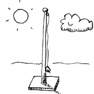 Pole Clip Art.