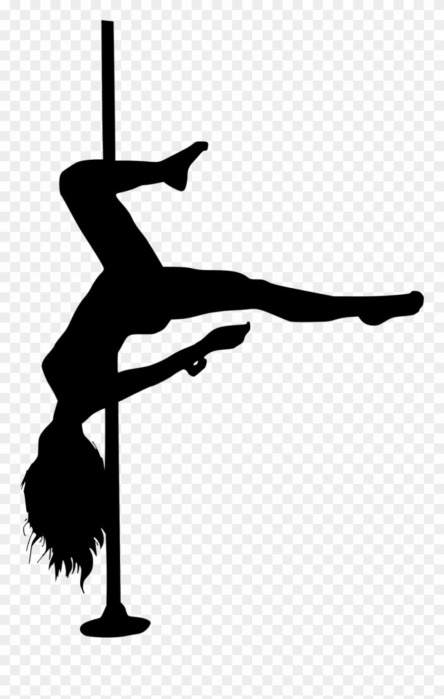 Pole Dance Png.