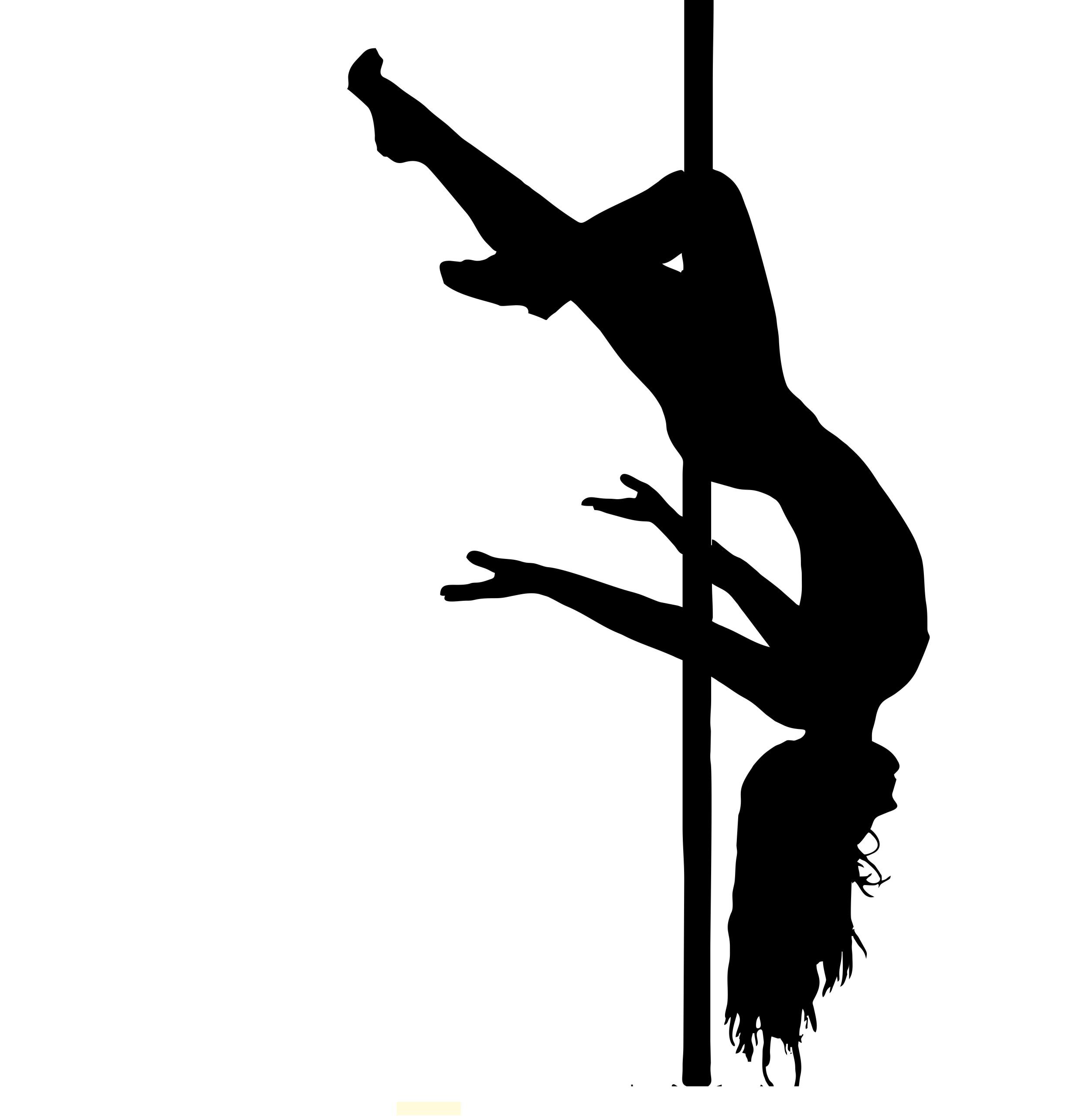 Clipart pole dancing.