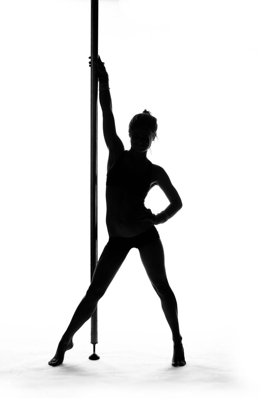 Pix For Pole Dance Silhouette.