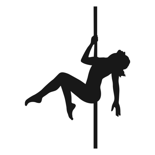 Pole dance silhouette clipart images gallery for free.