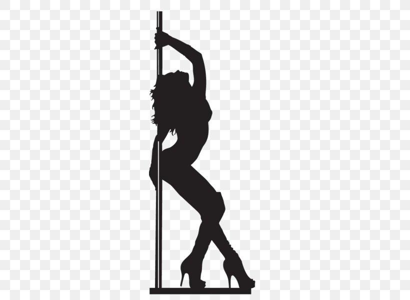 Pole Dance Silhouette Clip Art, PNG, 600x600px, Pole Dance.
