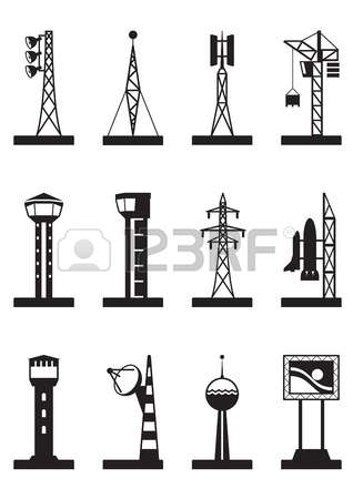 4,589 Transmitters Stock Vector Illustration And Royalty Free.