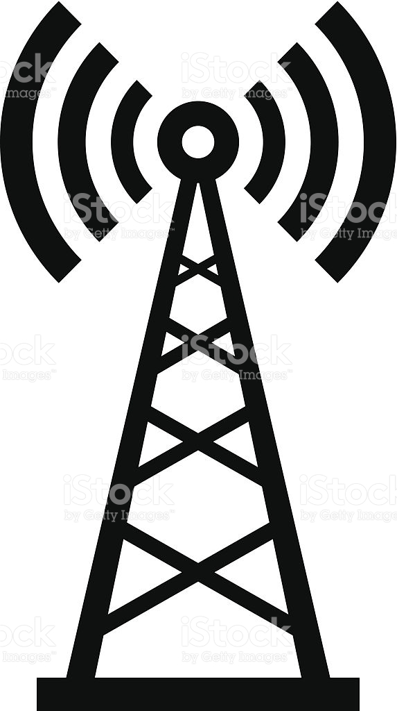 Antenna Aerial Clip Art, Vector Images & Illustrations.
