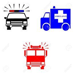 Download firetruck silhouette clipart Fire engine Clip art.