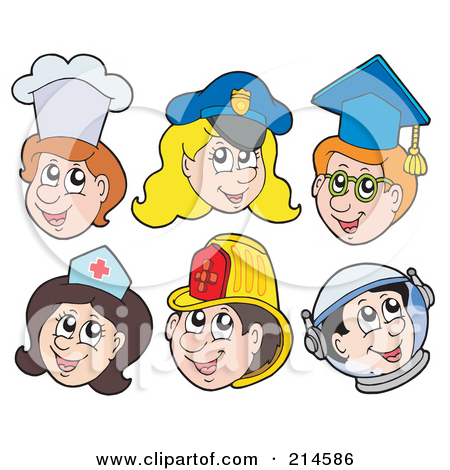 Police And Fire Man Clipart.