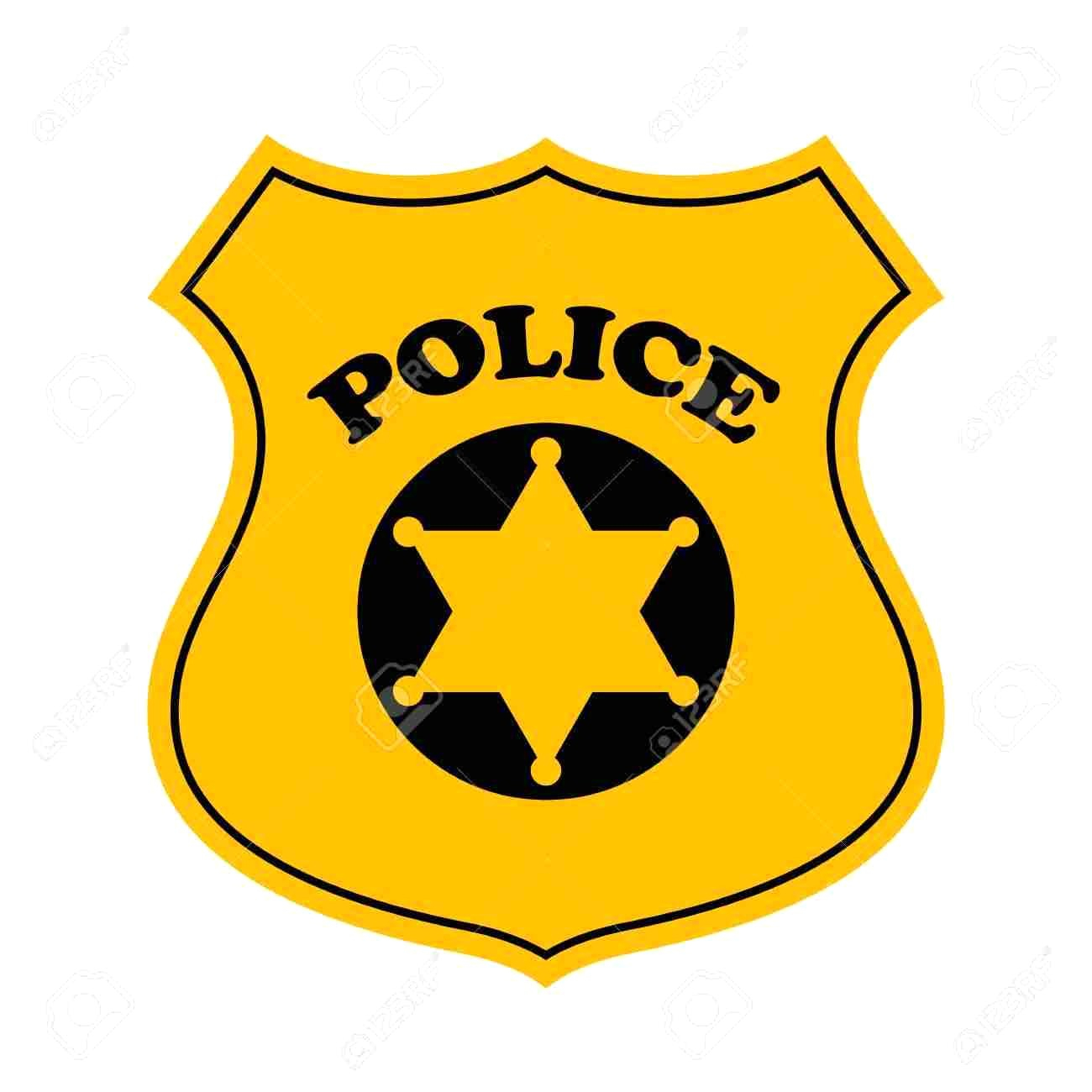 Police Badge Clipart for free.