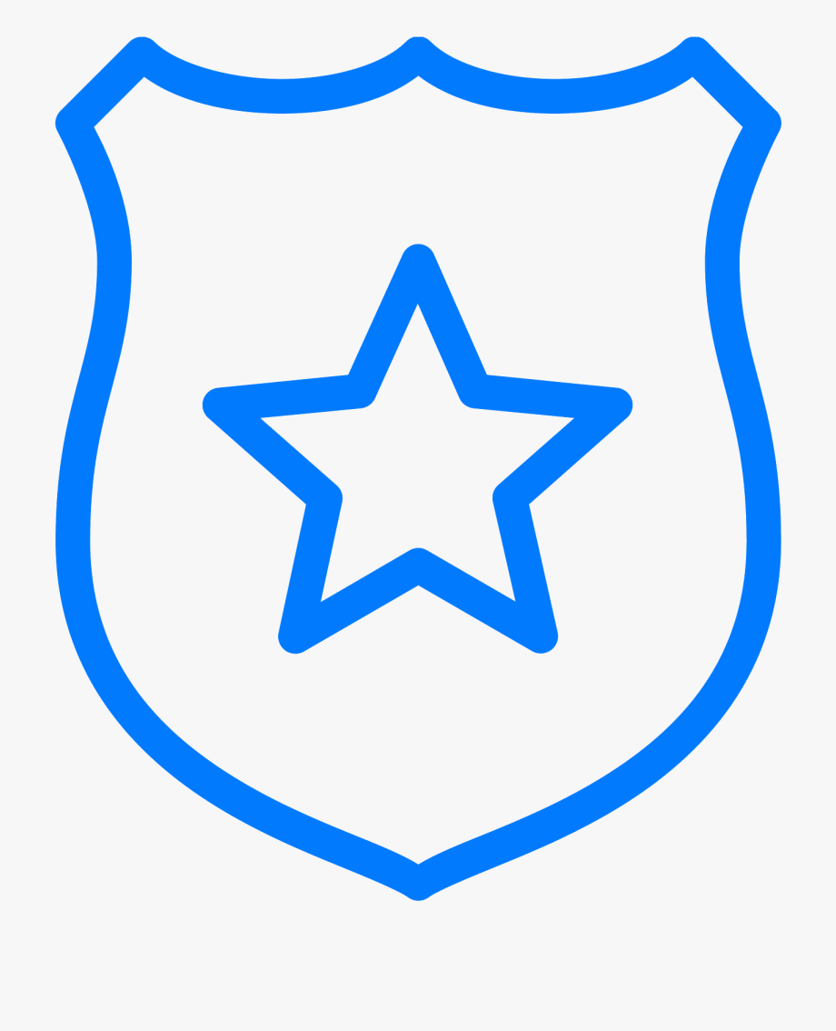 Png Free Library Badge Svg Law Enforcement.
