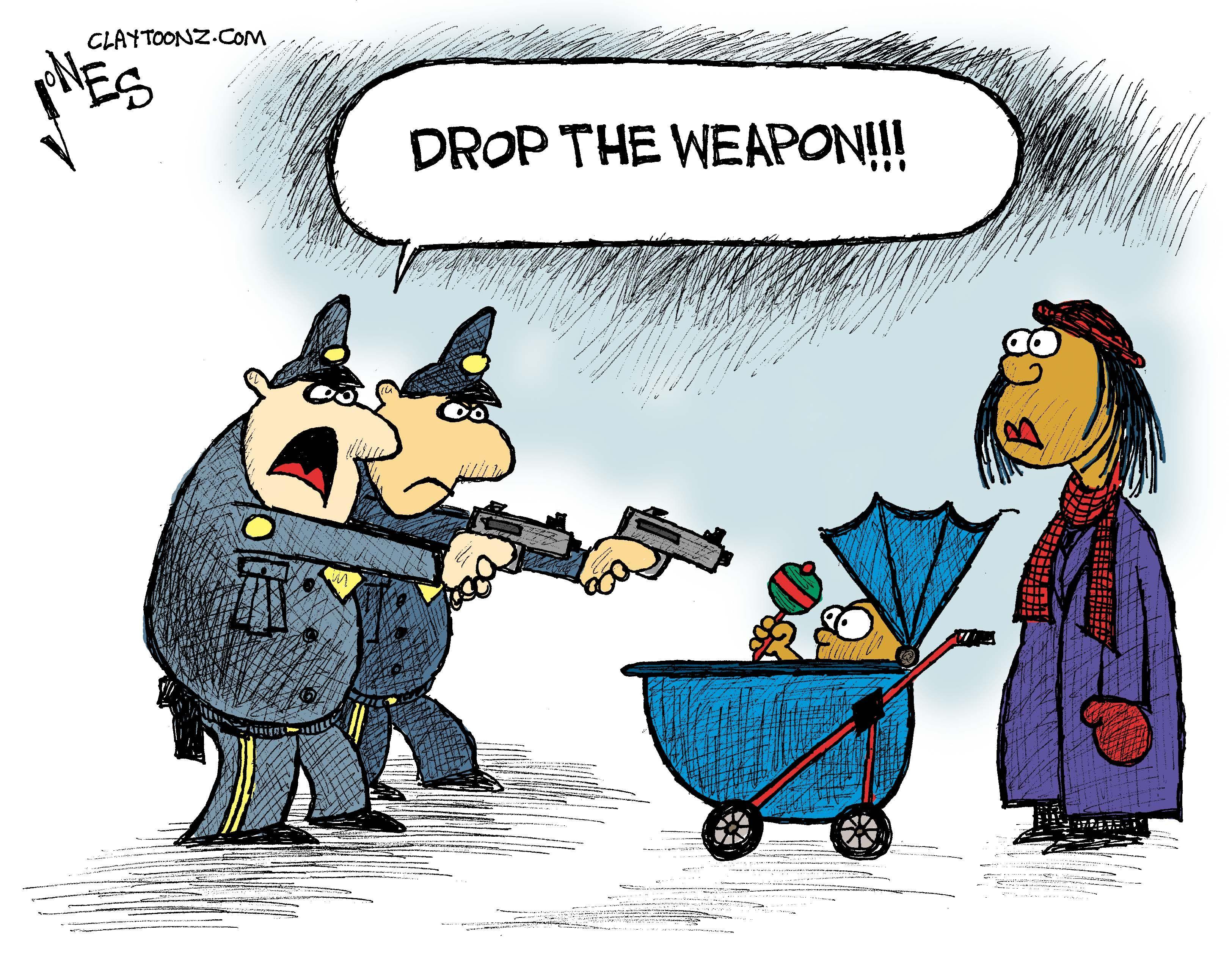 Shalini\'s Cartoon.