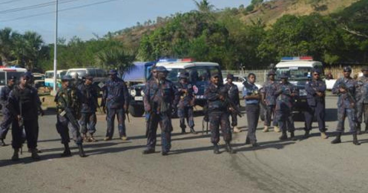 Papua New Guinea: Fight Corruption and Police Brutality.