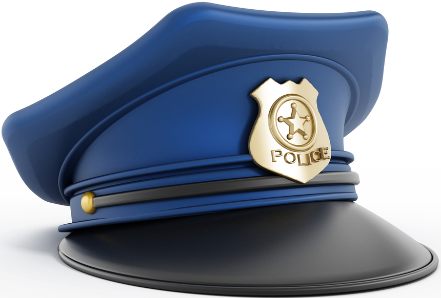 Cop Hat Png, Png Collections At Sccpre.c #532141.
