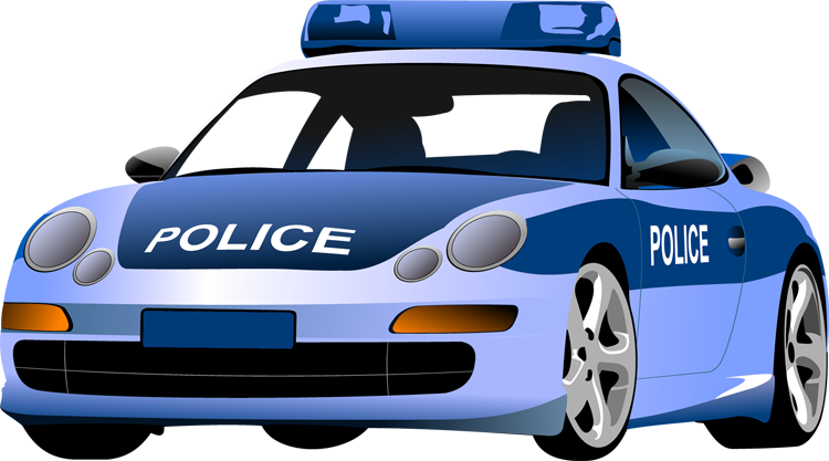 Police Car Clip Art & Police Car Clip Art Clip Art Images.