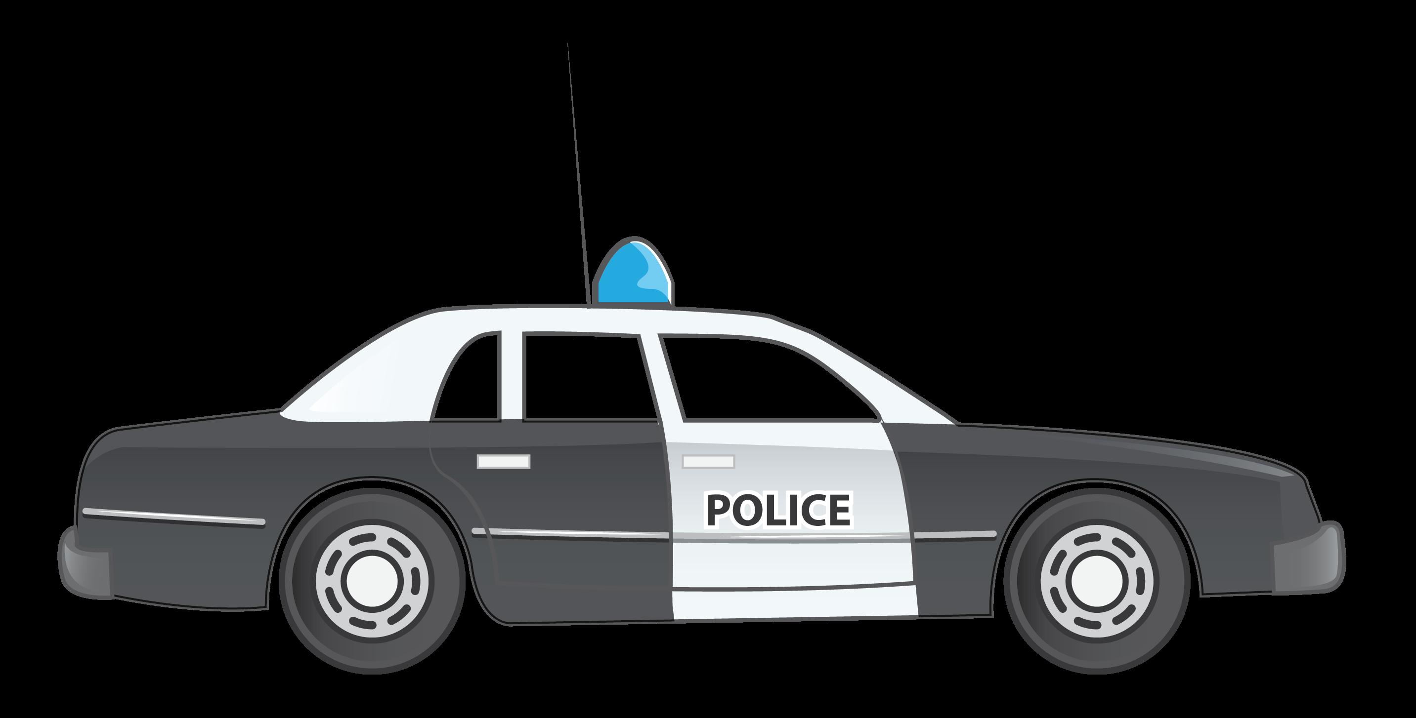Police Car Clipart.