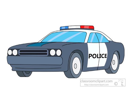 23+ Police Car Clipart.