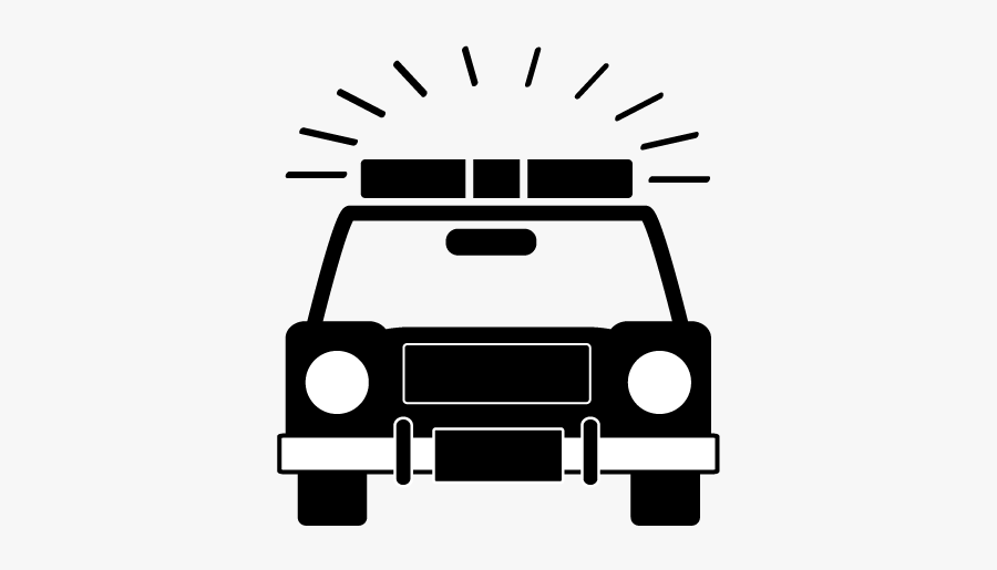 Police Car Icon Png , Free Transparent Clipart.