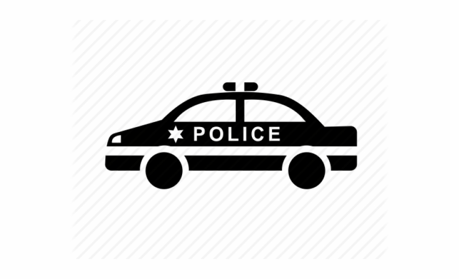 Car Icons Police.