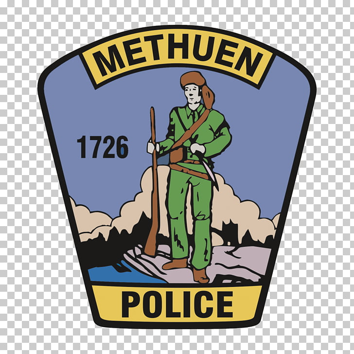 Methuen Police Department Police officer Badge Chief of.