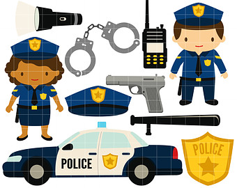 Police Clip Art Free.