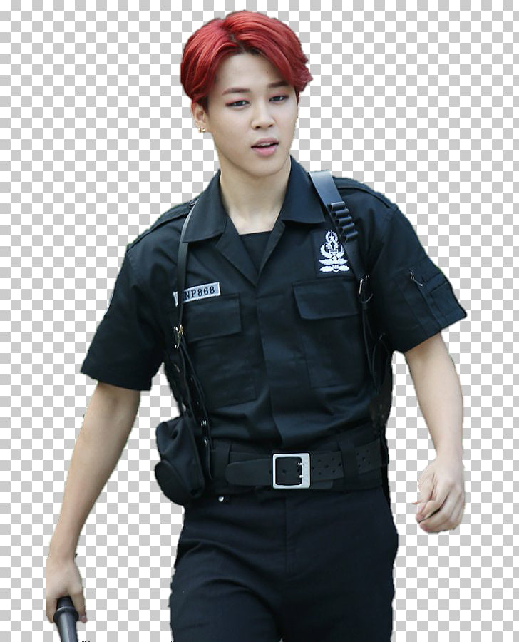 Police officer Military Uniforms BTS, picsart police PNG.