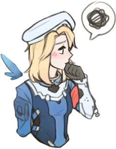 Popular and Trending mercyoverwatch Stickers on PicsArt.