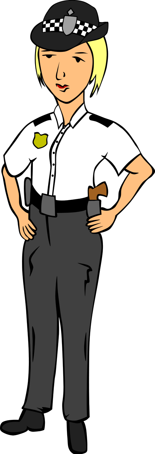 Free Cartoon Pictures Of Police Officers, Download Free Clip.
