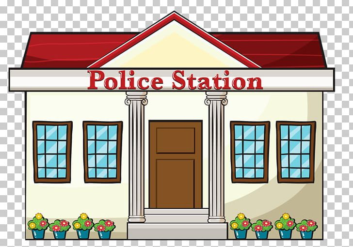 Department clipart police station Circle Png, Vector, PSD.