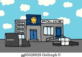 Police Department Clip Art.