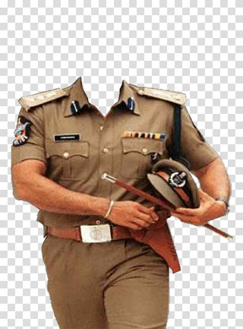 Police officer Suit Madhya Pradesh Police, Police.