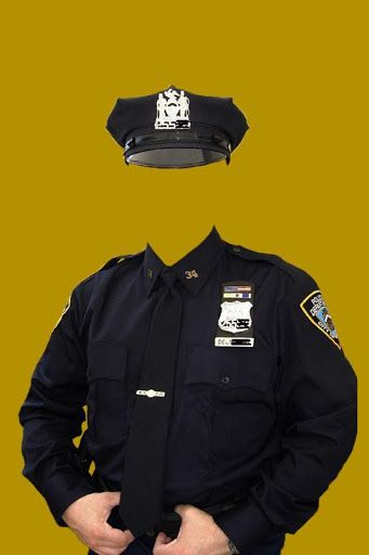 ☆ Police Suit Photo Creator ☆<br>♥ Make your photo look.