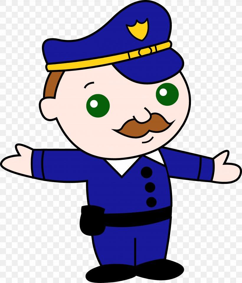 Police Officer Free Content Clip Art, PNG, 5187x6062px.