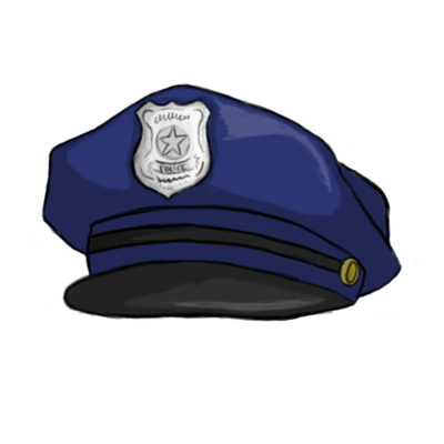 Police Hat Clipart Clipground