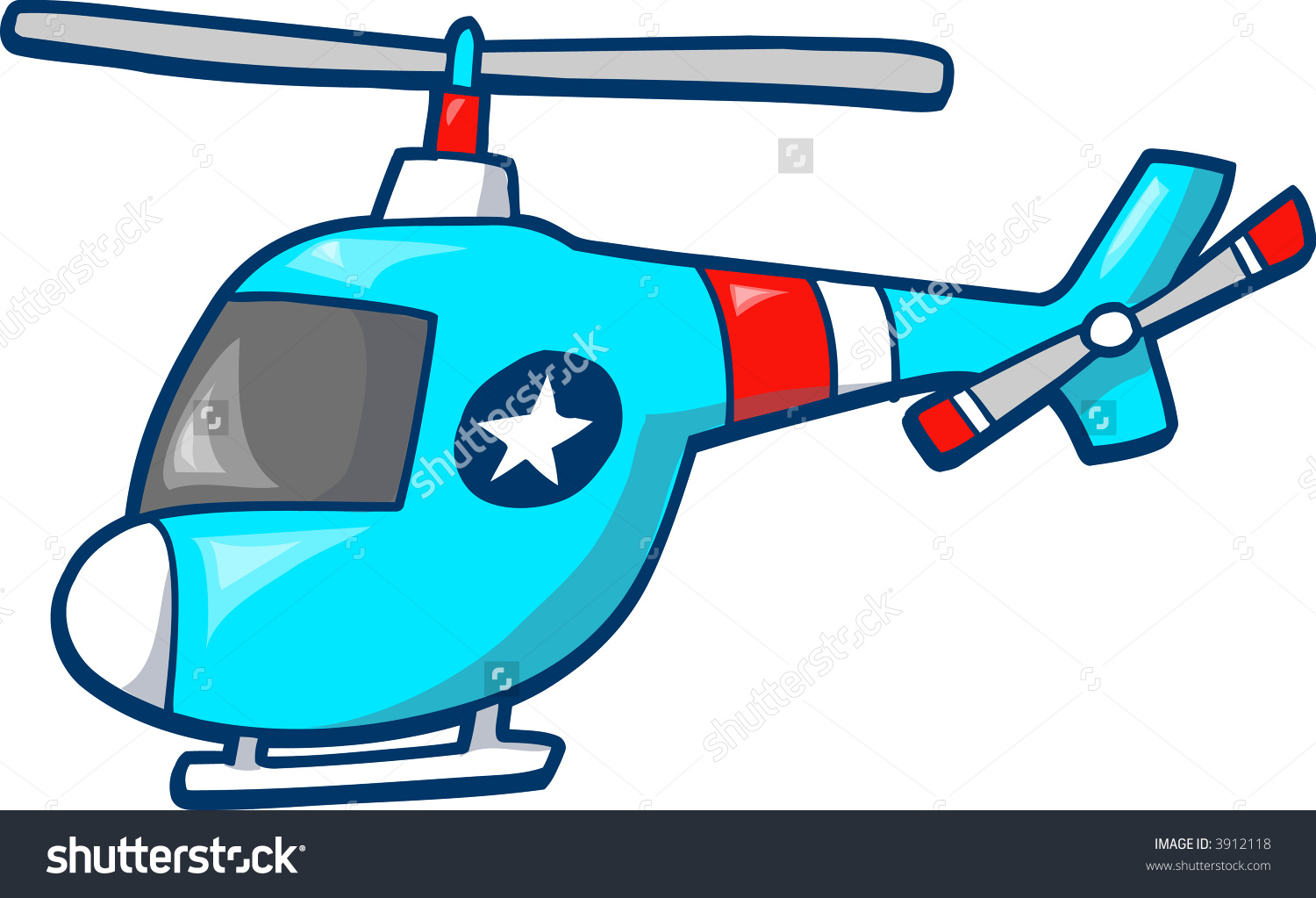 police helicopter clipart clipground