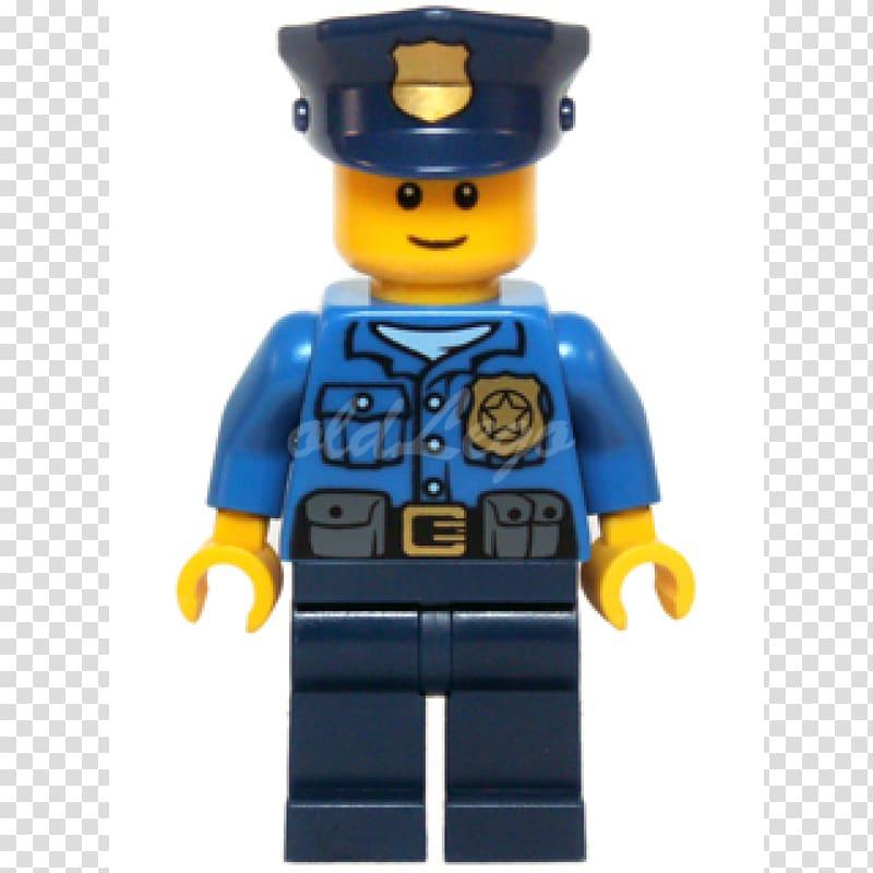 Lego minifigure Lego City Police officer, Police transparent.
